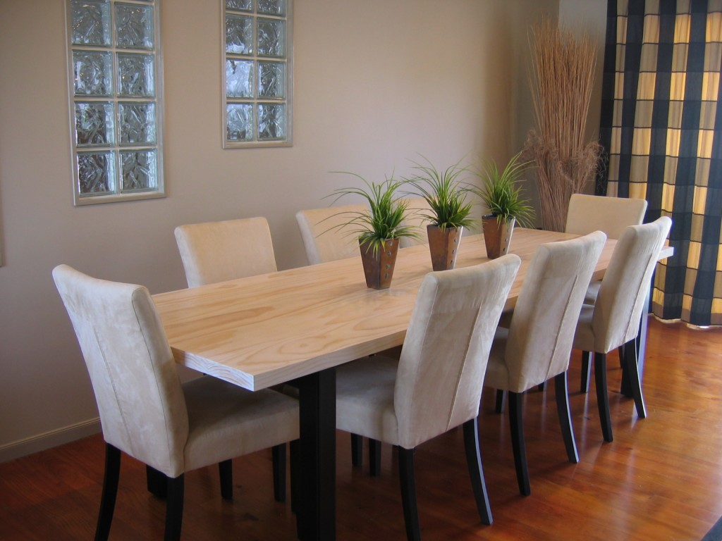 custom pine table 081